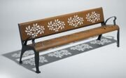 Steel&Style JAN-0009 - BANC Cherry Flower confort(1)
